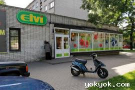 Shop Elvi — Irlavas street