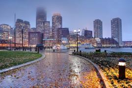 Boston THY Türk Hava Yolları
