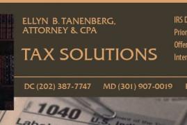 Ellyn B. Tanenberg, Attorney & CPA