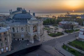 Odessa THY Türk Hava Yolları