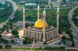 Abuja THY Türk Hava Yolları
