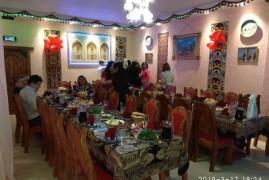 Samarkand teahouse