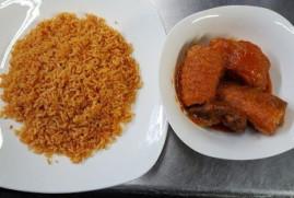 Qaato Halal Restaurant - Nigerian cuisine