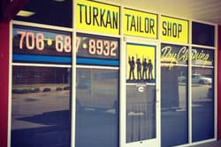 Turkan Tailor Shop Military & Civilian Dry cleanin