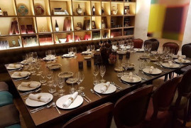 Zinbar Barcelona Restaurant