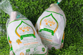 Ayam Halal Chicken Star by Alzaky