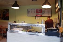 Mana Mana Middle Eastern Restaurant