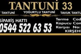 Tantuni 33 Kırşehir