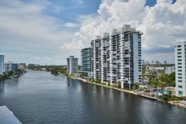 2800 E Sunrise Blvd, unit 10D, Fort Lauderdale