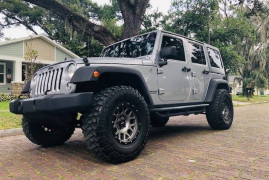 Jeep Wrangler Unlimited 4x4 2014