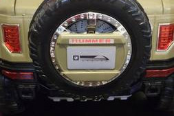 12 V Hummer HX One-Seater Battery-Powered Ride On