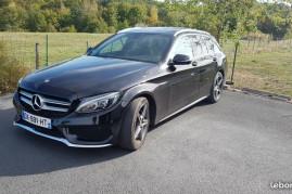 Mercedes c220 cdi sportline 2015