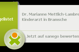 Frau Dr. med. Marianne Mettlich-Lambrecht