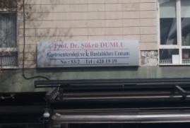 Prof. Dr. Şukru Dumlu