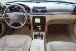 MERCEDES-BENZ Classe S320 CDI 197cv 2002