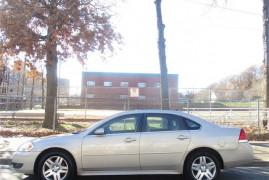 Chevrolet Impala LT Fleet 2011