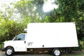 GMC Savana Cargo G3500 2006