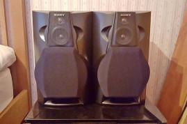 Sony SS-L80 Reflex loud speakers