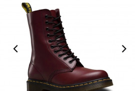 Authentic Dr Martens Cherry Red 1490 Men's Boo