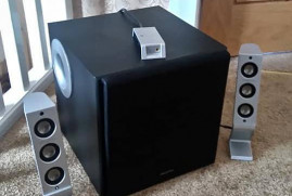 Creative I-Trigue 2.1 3330 Speaker system