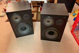 Big yamaha speakers