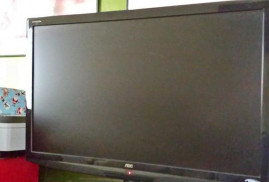 "42"" AOC flat screen tv"