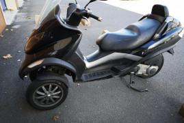 2007 Piaggio Mp3 125, 1,200 €