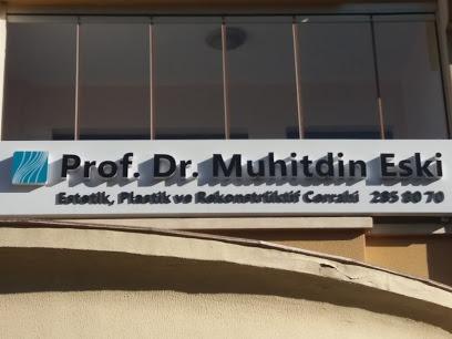 Burun Estetiği - Prof. Dr. Muhitdin ESKİ