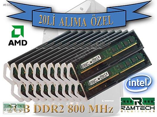 Sıfır 2gb ddr2 ram satılık