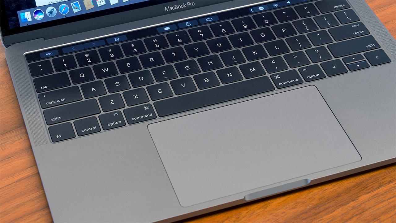 YENi Macbook Touchbar satılık