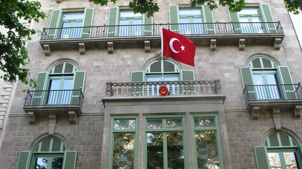Türkiye Barselona Başkonsolosluğu