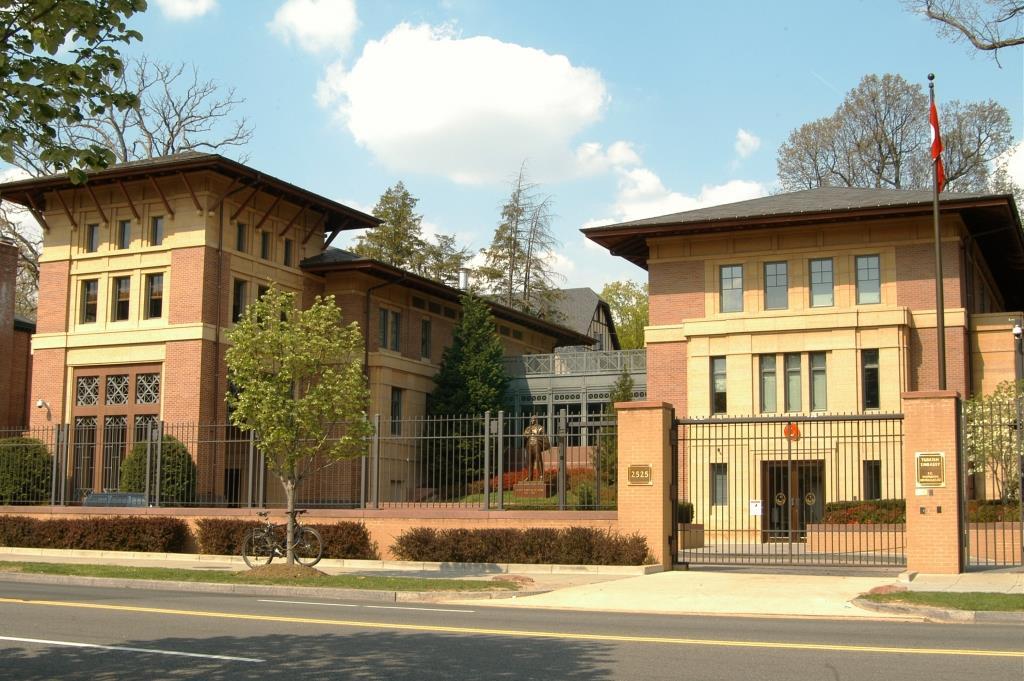 Türkiye Washington Büyükelçiliği