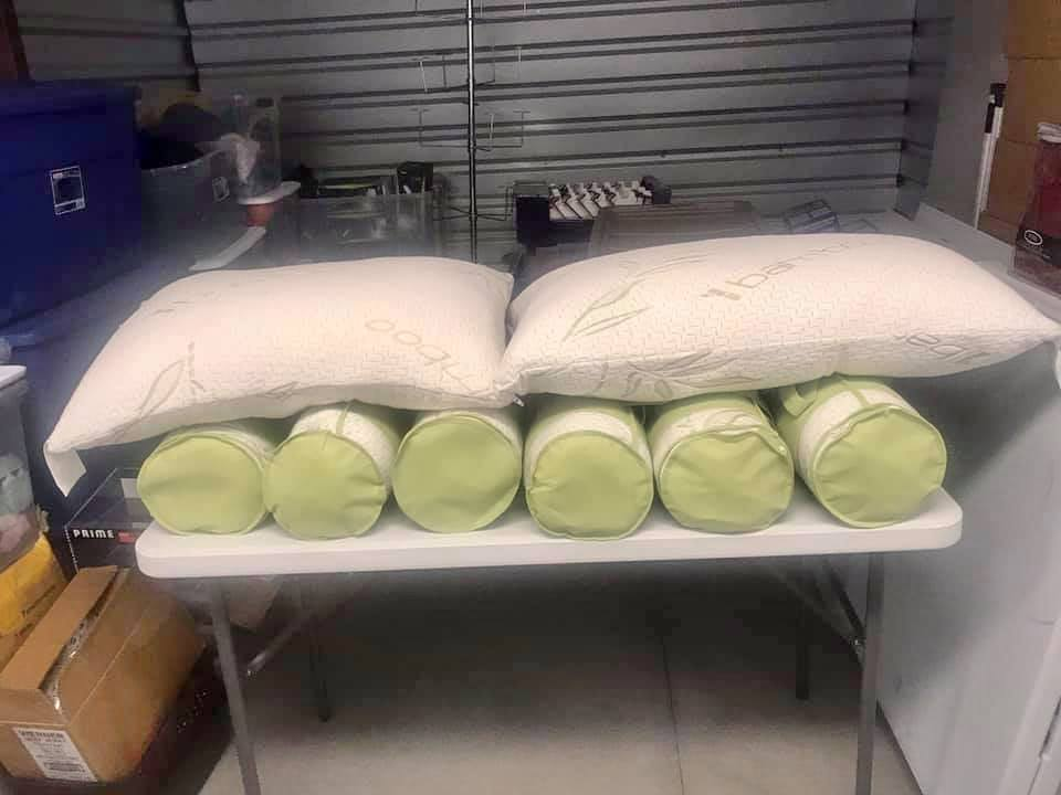 King or Queen Prestige Bamboo pillows