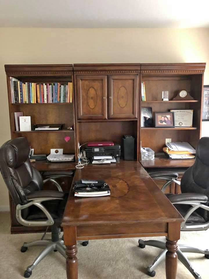 3 pc executive desk