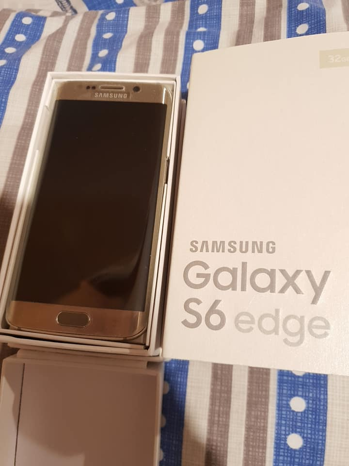 Samsung Galaxy S6 edge 32gb Unlocked