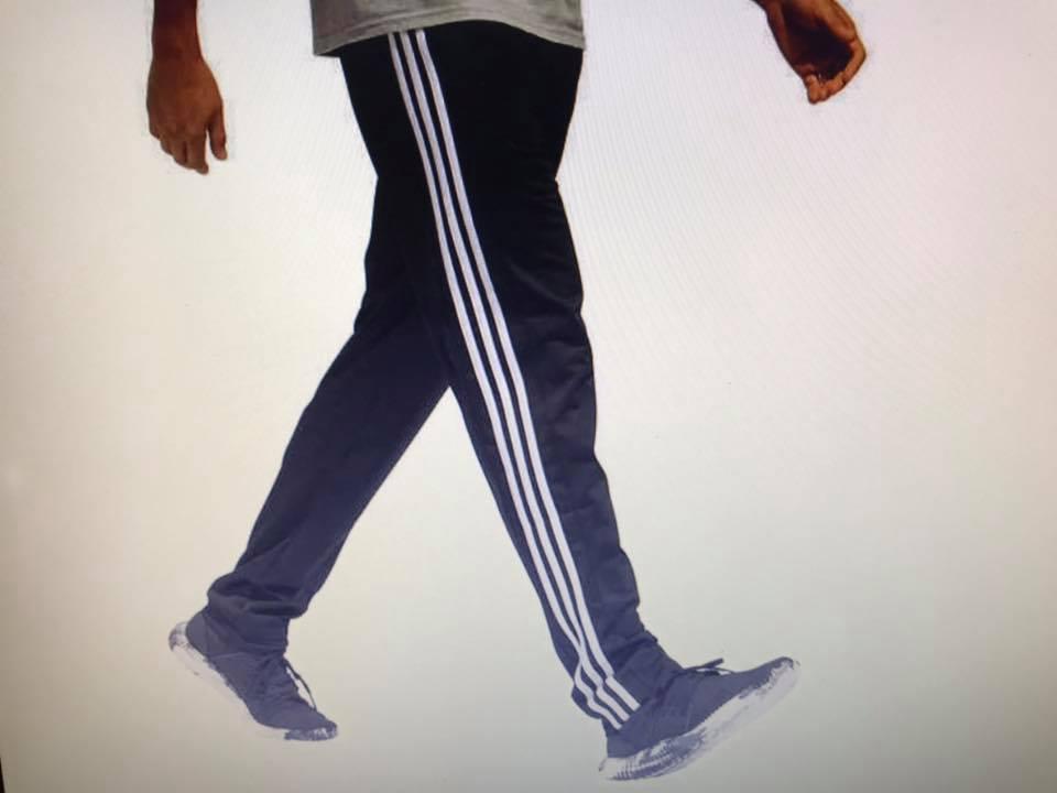 Adidas men's track pants
