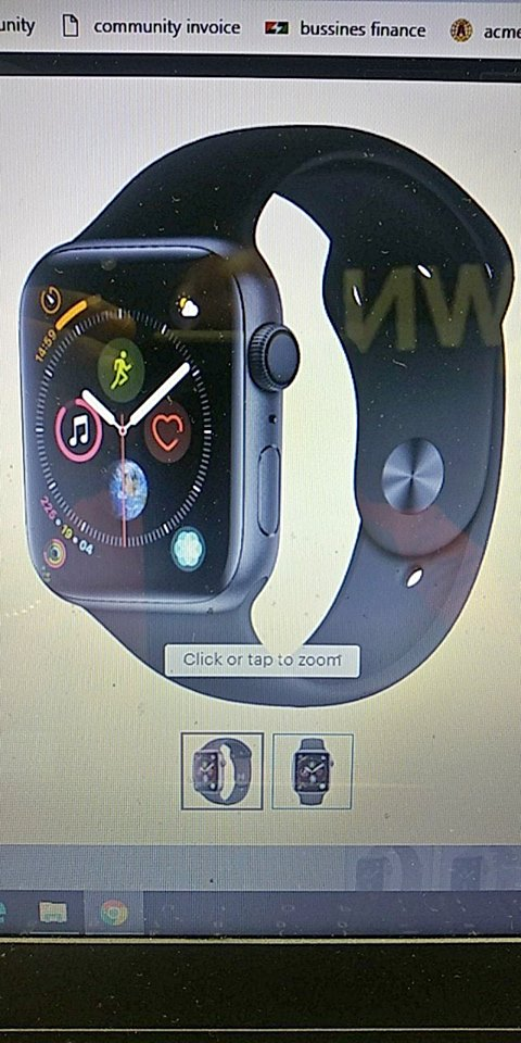 Serie 4 Apple watch