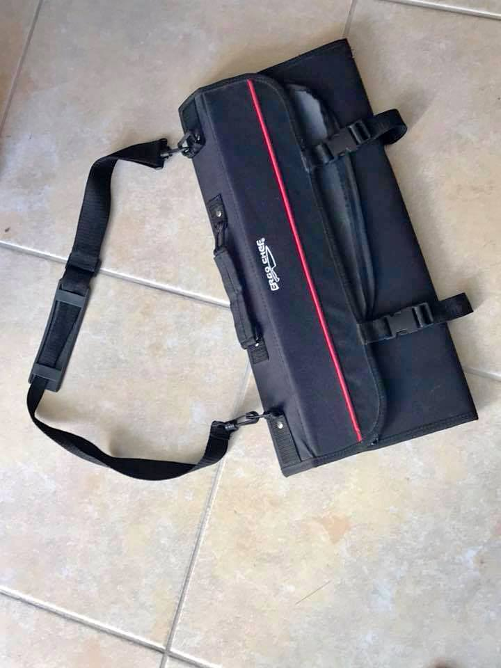 Knife roll bag