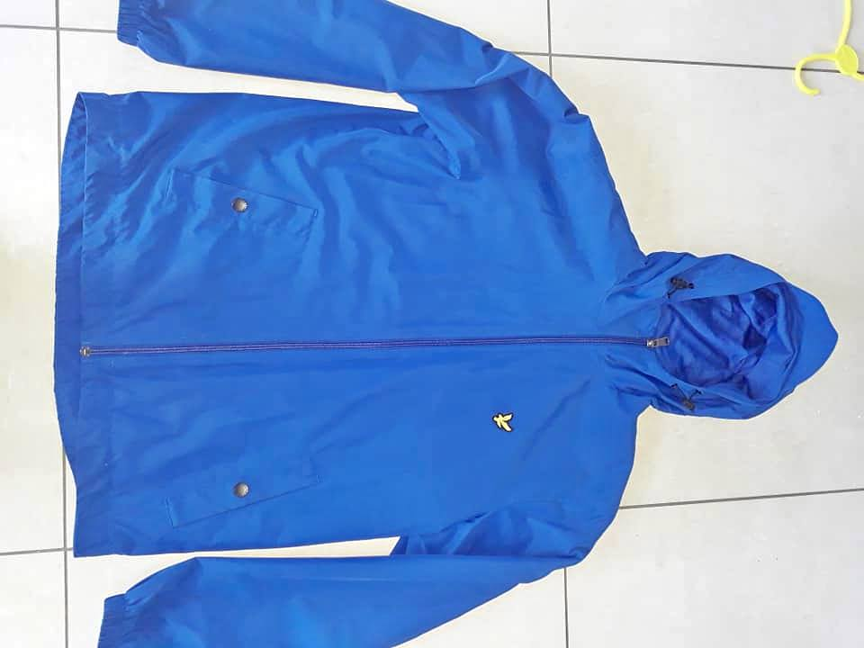 Original Lyle and Scott Blue Jacket in excellent c