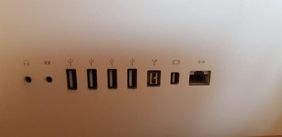 Apple iMac 27-inch 2009