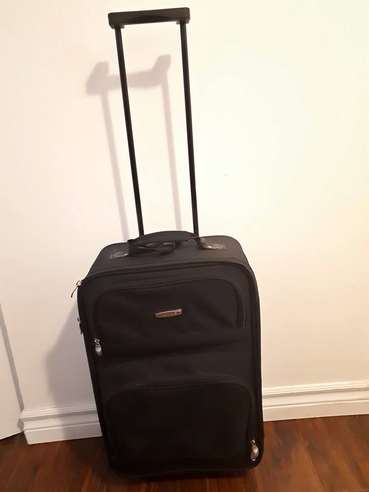 Moving sale: Carry on luggage