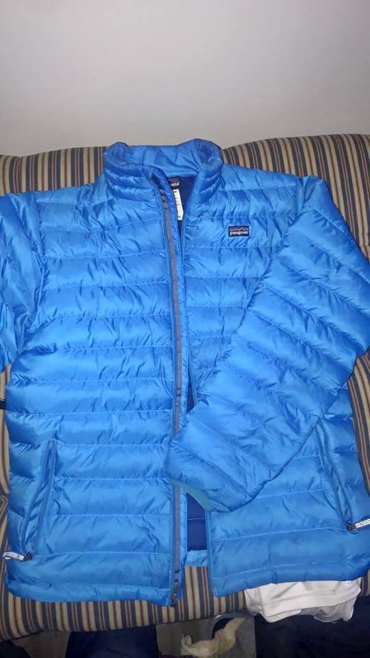 paragonia jacket