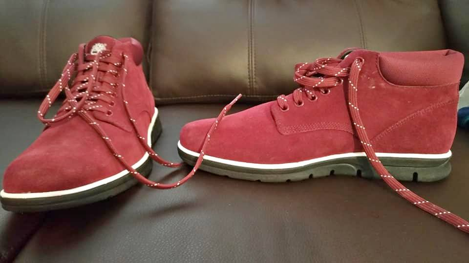 Original Timberland shoes