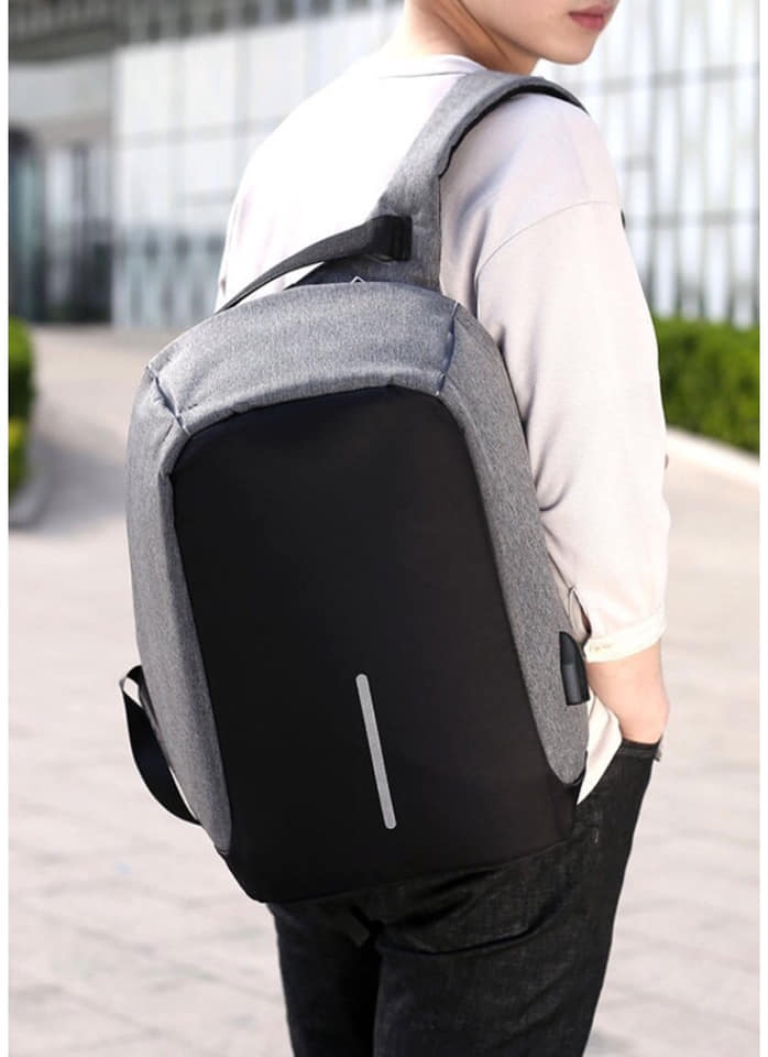 Antitheft Backpack with USB port