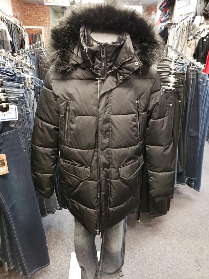 Manteaux d'hiver Hommes