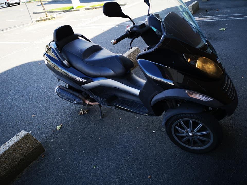 2007 Piaggio Mp3 125